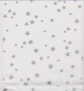 ancotex étoiles pailletée Argent